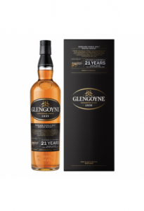 Glengoyne 21y new design